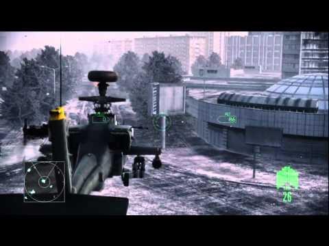 Ace Combat Assault Horizon - Part 12 - Motherland