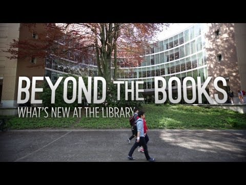 Beyond the Books :: What's new at the Portland State Library