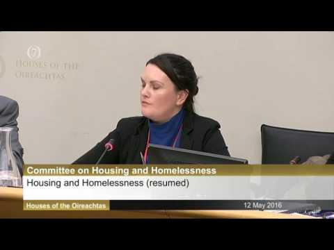 Discussions With The Dublin Homeless Network Part 1