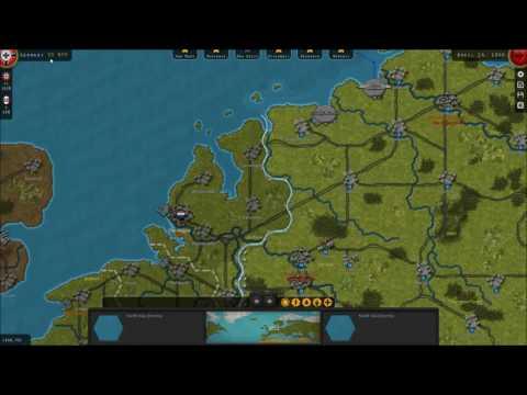 Strategic Command WWII: War in Europe #3