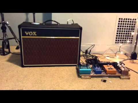 Vox AC-15 CC1 Demo