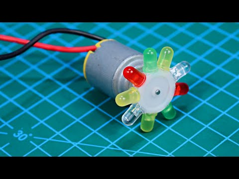 TOP 3 DC MOTOR PROJECTS