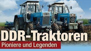 DDR TRAKTOREN – PIONIERE UND LEGENDEN – Trailer HD