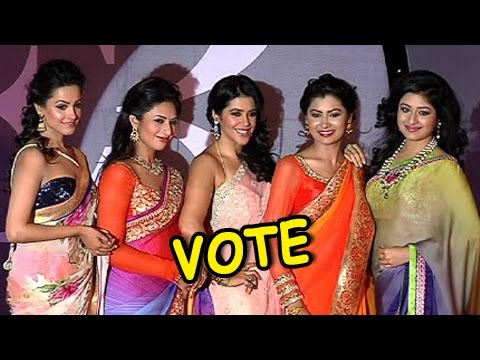 Ishita, Pragya, Simar, Shagun, Ishaani | Who Looks HOT in Saree ? VOTE thumbnail