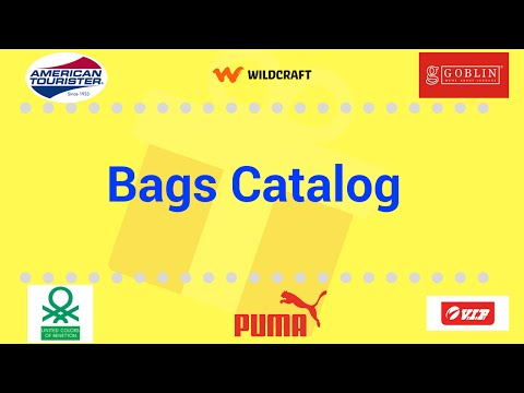 Bag Manufacturers,Suppliers in Bangalore