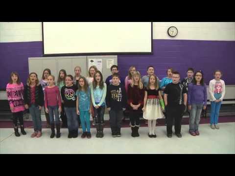Songs of the Season: Midland Trail Elementary