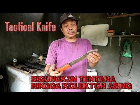 Pisau Tactical - Pake Motong Paku Baja & Tulang Ga Tumpul