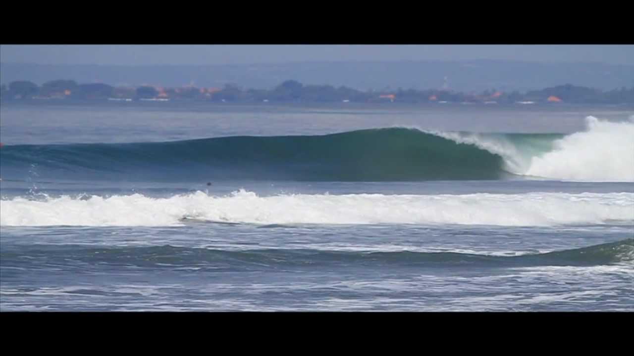 Bali Barrels At Keramas Mov Youtube