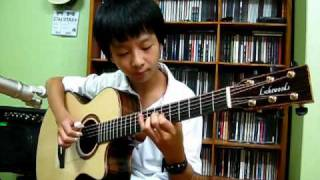 (ABBA) Dancing Queen - Sungha Jung