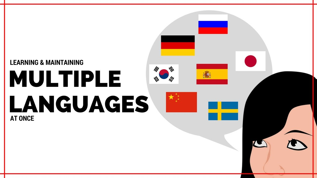 how to study multiple languages at once