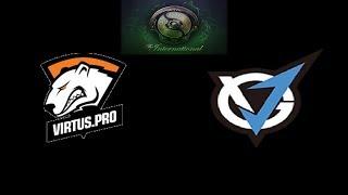 VP vs VGJ Storm The International 2018 Highlights Dota 2