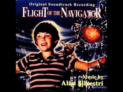 Flight of the navigator soundtrack- Main Title