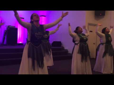 Danza estes mi Fe-Nancy Amancio by Sonl
