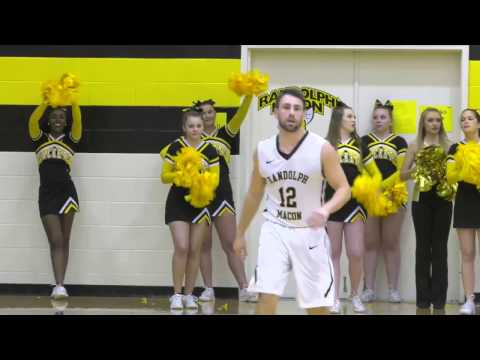 Randolph-Macon vs. Hampden-Sydney Men's Basketball 2017