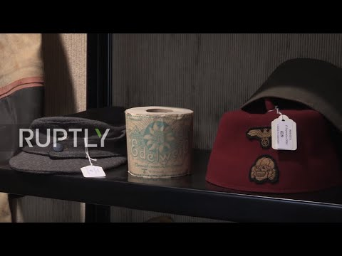 Ireland: Nazi German toilet paper goes up for auction in Dublin