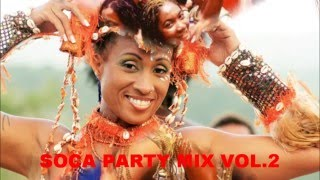 Soca Mix - Old School - Destra|Xtatik|SquareOne|TC|KevinLittle