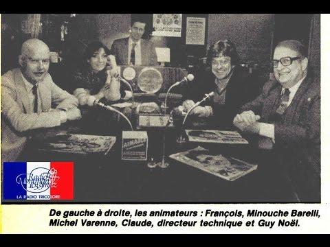 Interview de Michel Fugain en 1988 par François Verdavainne Radio Montmartre