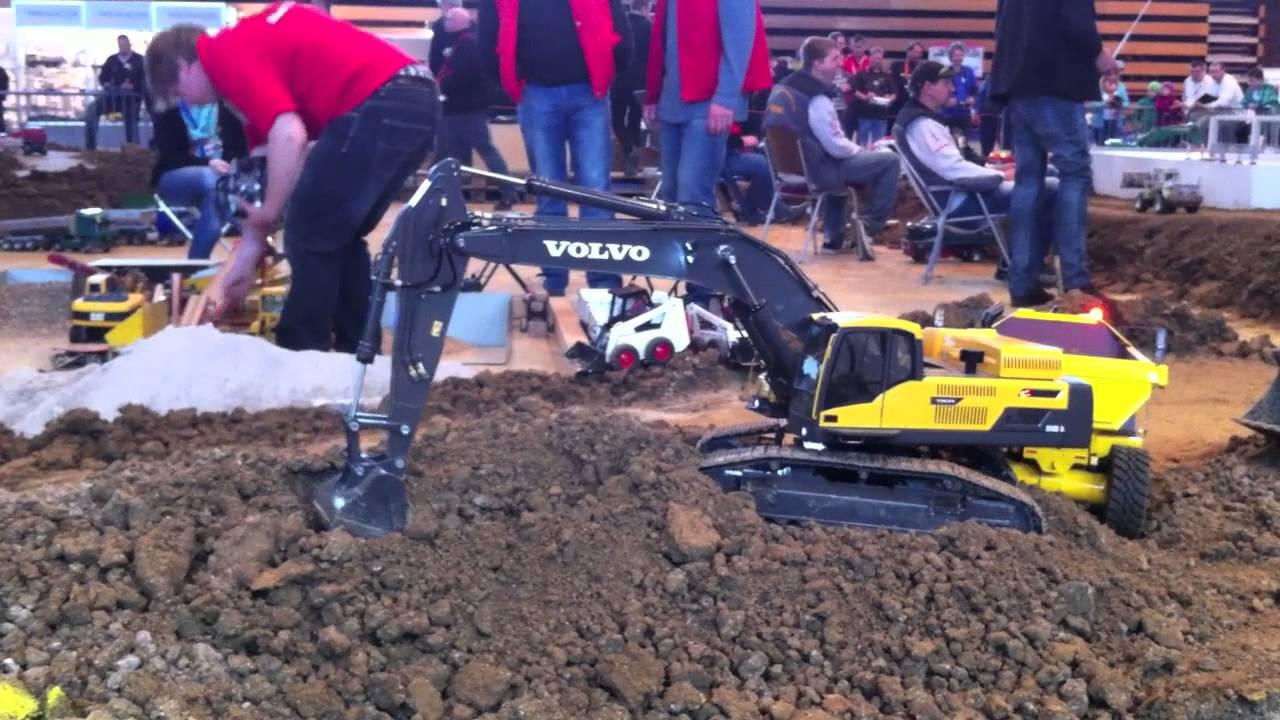 Rc Excavator Volvo Ec 480d