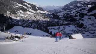 Winterfilm Adelboden-Frutigen
