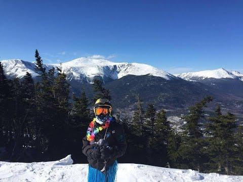 USA Wildcat and Attitash Ski Trip 2015