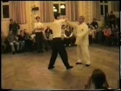 Ma Jiang Bao bei Theo Schmidt in Regensburg, 1993