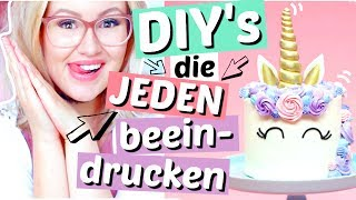 DIY's ZUM ANGEBEN!! 😍 trotzdem einfach nachzumachen! | ViktoriaSarina