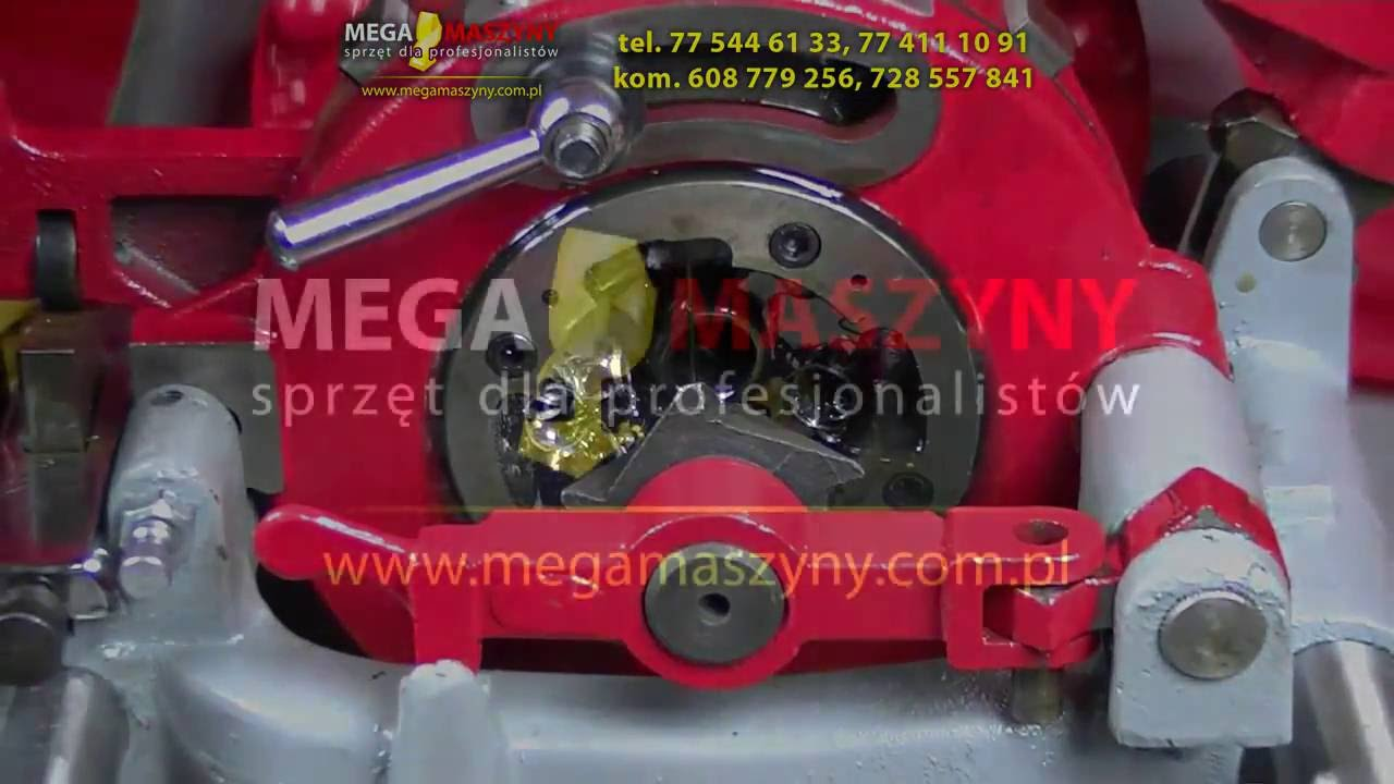 Download Masina de filetat electrica ZPM-50 (PROMA-CEHIA)