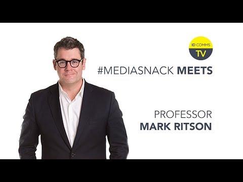 #MediaSnack meets - Prof. Mark Ritson (2017)