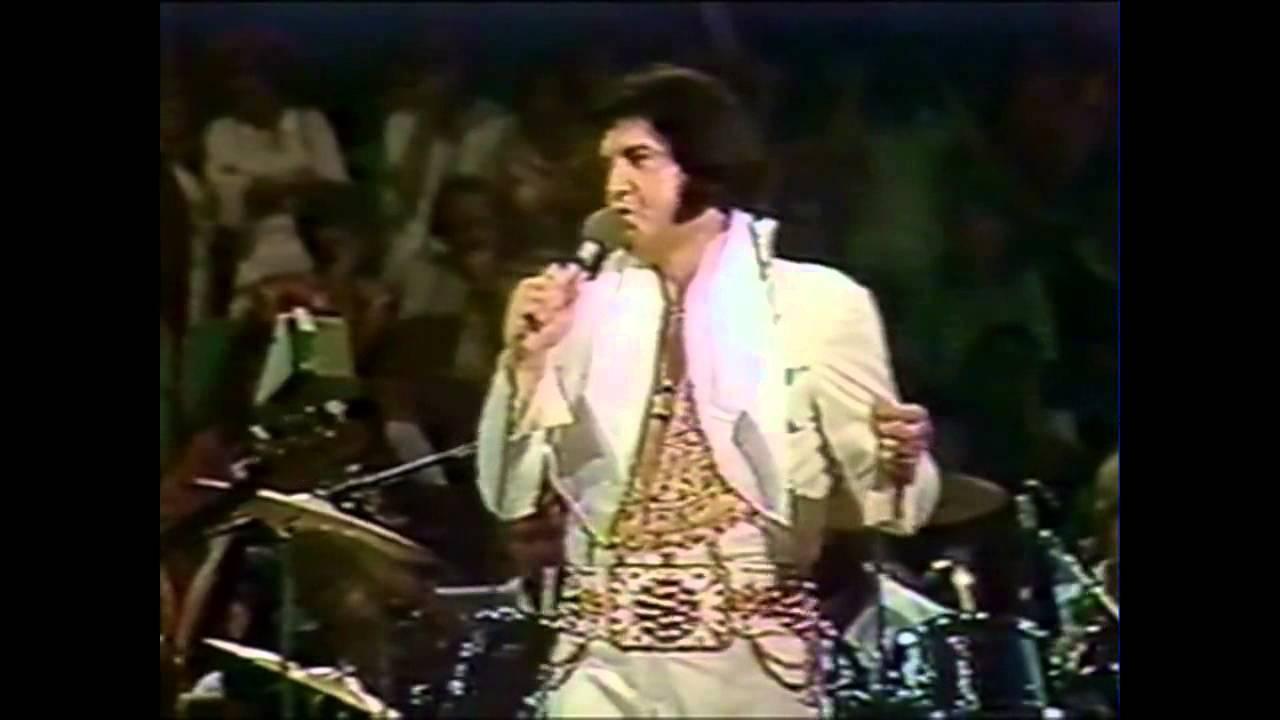 Elvis Presley Hurt Omaha June 19 1977 Youtube