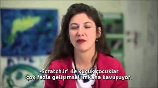 ScratchJr ile Çocuk Yaşta Programlama Eğitimi 2017 Video