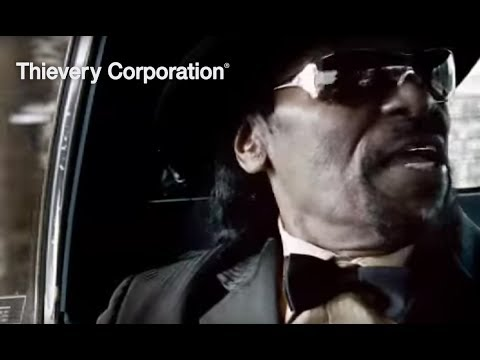 Thievery Corporation - The Numbers Game [Official Music Video]