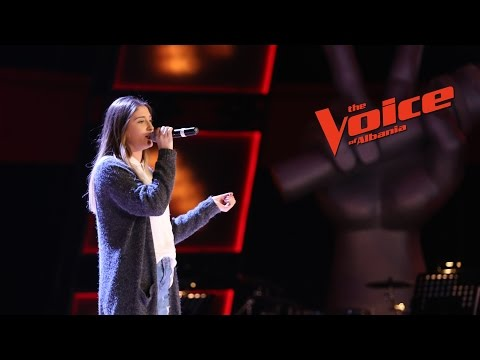 Medina Salihu – Si une – Audicionet e Fshehura – The Voice of Albania 6