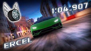 Asphalt 9 - Lamborghini Huracan EVO - Tiber Stream : 01:04.907 | By RpM_Ercel