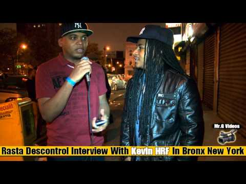 Rasta Descontrol Interview With Kevin HRF