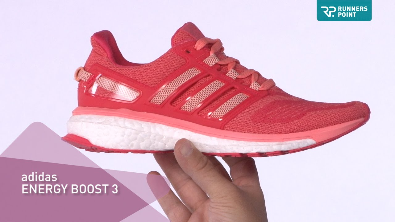 Fit Expert Review: Women's adidas Energy Boost 3