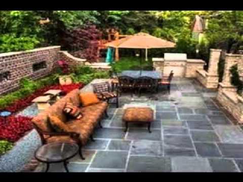 Garden ideas on a budget youtube for Garden redesign on a budget