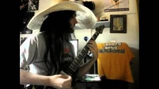 Zerão - Dono da verdade/Humanidade dominada por cifrão (Cover Guitarra)