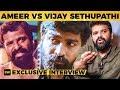 What if Vijaysethupathi was in Vadachennai? - Ameer Frank talk   Dhanush   Vetri Maaran   MY 369