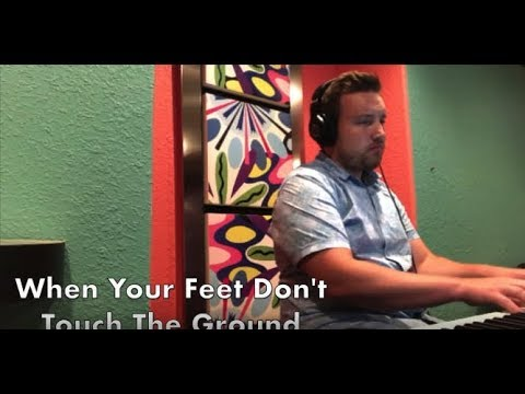 When Your Feet Don't Touch the Ground - Finding Neverland - piano cover