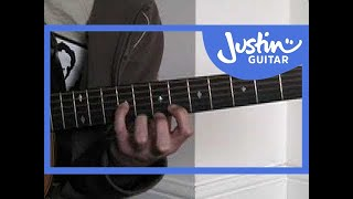 Tears in the Rain - Joe Satriani (Songs Guitar Lesson ST-201) How to play