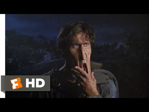 Army of Darkness (6/10) Movie CLIP - Three Necronomicons (1992) HD