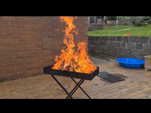 Download Mangal nasıl yakılır - Mangal yakmak tam bana kalmisti ki - Avustralya vlog - Bahçe işleri bitmiyor