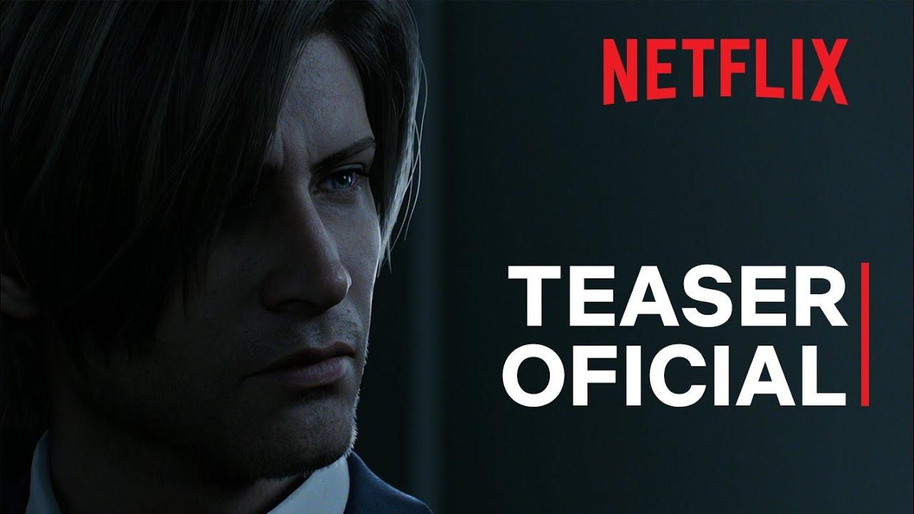 Resident Evil: No Escuro Absoluto | Trailer | Netflix
