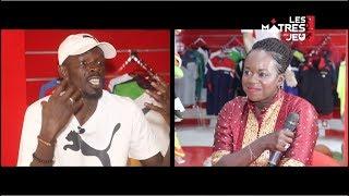 REPLAY - Les Maitres du Jeu - Pr : MAME FATOU NDOYE - Invité : KHADIM NDIAYE - 10 Mai 2018