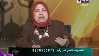 سعاد صالح توضح حكم 'لطم الخدود' لحظة الغضب