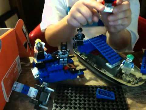 Custom Lego Batman Scarecrow`s Biplane Review - YouTube