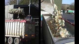 Abermule Bulk Recycling Timeline  B