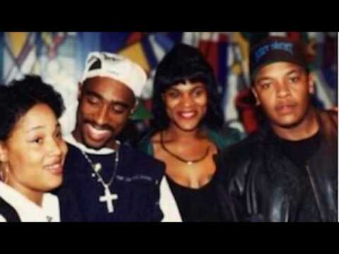 the truth behind the 2pac and Lady of Rage beef
