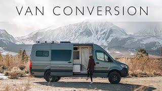VAN CONVERSION TOUR | 4X4 MODERN FARMHOUSE