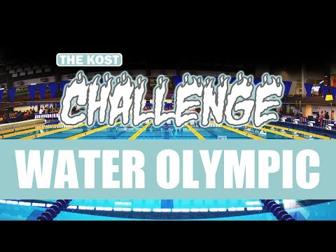 The Kost Challenge 6: WATER OLYMPIC